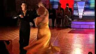 Фокстрот на Dance Club Awards 2010