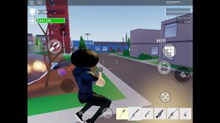 i played Roblox fortnite (Strucid) Awesome BTW!!