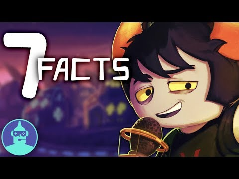 7 Hiveswap Facts YOU Should Know!!!  The Leaderboard