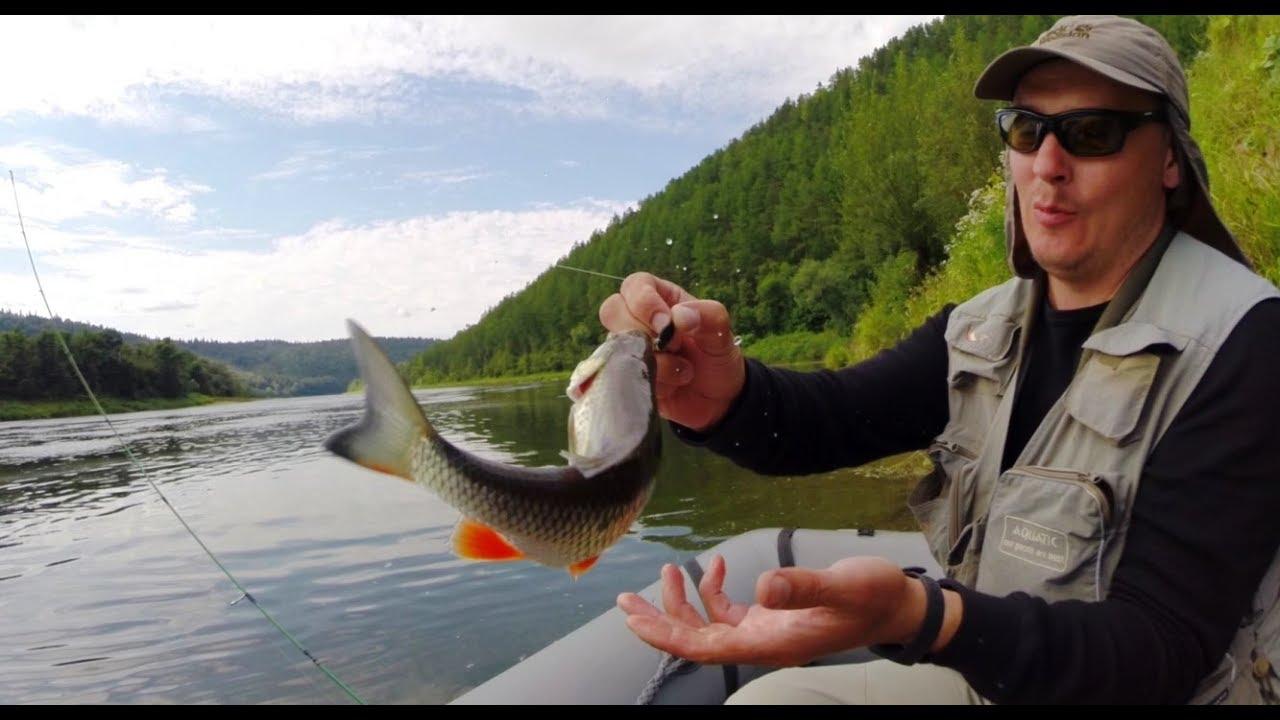 рыбалка на реке уфа видео
