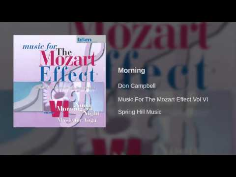 Don Campbell - Morning