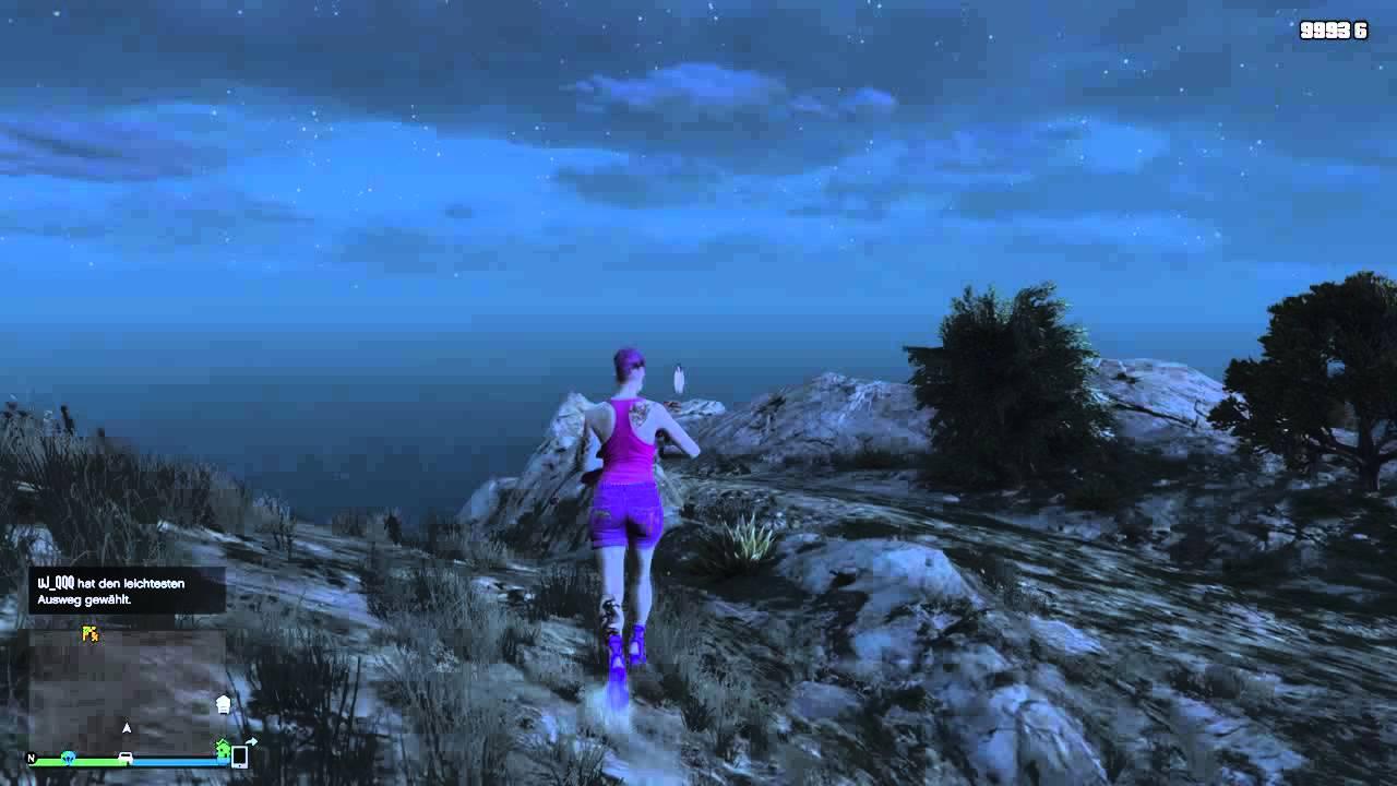 GTA 5 Online Geist Standort location ghost - YouTube