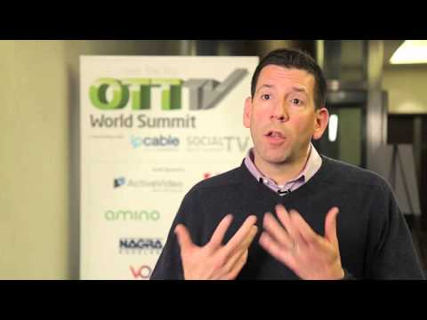 Edward Lee, Roku, at the OTT World Summit