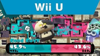 Wii U - Splatoon: Claim Your Turf!