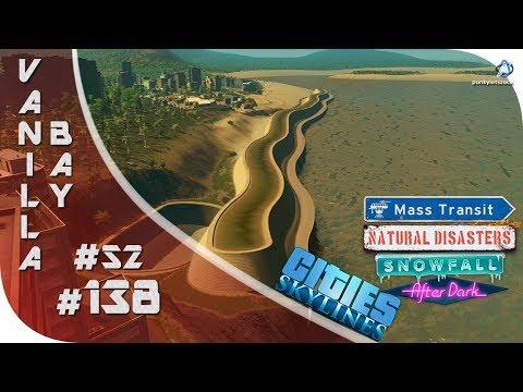 Cities: Skylines [Mass Transit DLC]🏥#S2#138 - Kanalbau [HD] [Gameplay] [Deutsch] [German] |