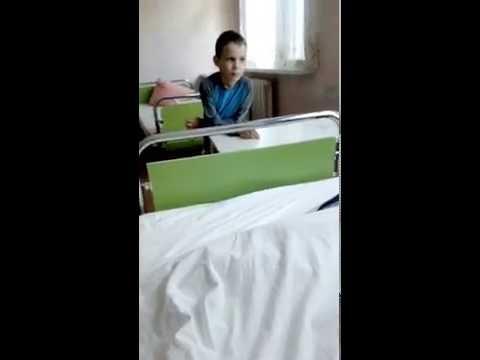 Малы танцор от бога Литская больница