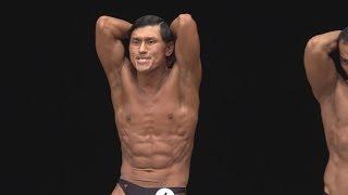 2014年 第22回東京オープンボディビル選手権大会 オードリー 春日俊彰選手 thumbnail