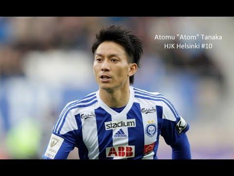Atomu Tanaka #10 ✭ Best Goals & Moments at HJK Helsinki ✭