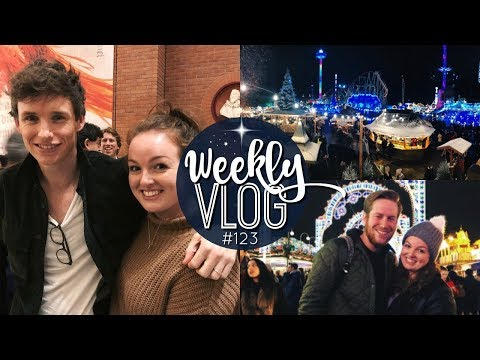WEEKLY VLOG #123 | WINTER WONDERLAND! 🎡 | Brogan Tate