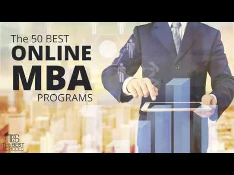 accredited online mba programs