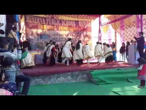 Minerva public school Banjar