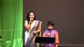 Song by Rajlakshmi and Krishna