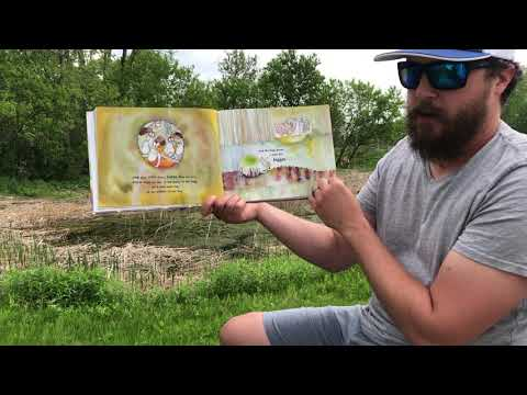 Science & Technology Thursday Preschool Read Aloud -  A Frog In The Bog