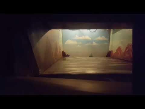 Видео Игровой автомат подводная лодка