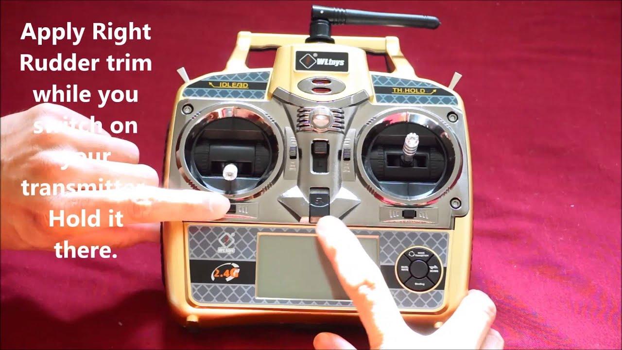V931 Remote Controller for WLtoys V931 V966 V977 V950 AS350 V931 Transmitter