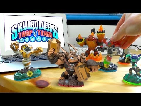 Skylanders Trap Team – What We Know #1 | FAMILY GAMER TV