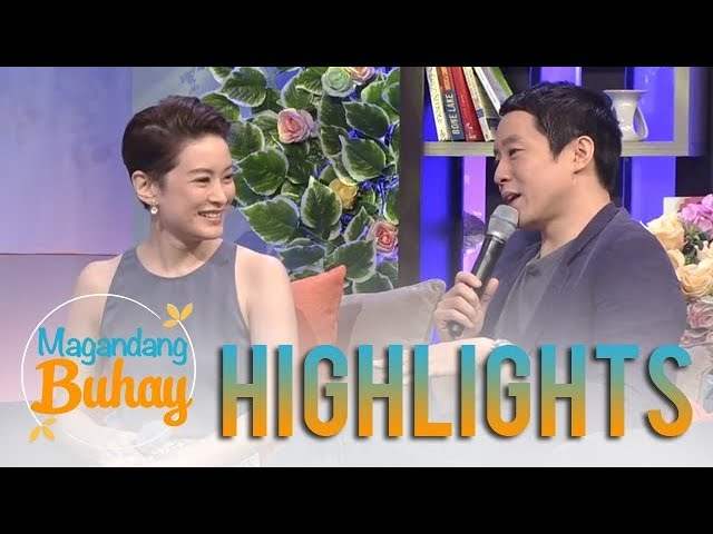 Magandang Buhay: Maricar Reyes-Poon reveals that she once ran away from home