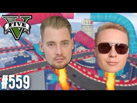 MEGA TROLL PARKOUR - DEKO VS MARBOSSA ! (+DOWNLOAD) | GTA 5 - CUSTOM MAP RENNEN