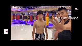 Gambar cover Xu Xiaodong And Friends Test Out Kung Fu Dim Mak