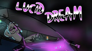 My first lucid dream