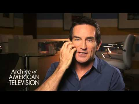 "Jeff Probst on keeping elimination results secret on ""Survivor""- EMMYTVLEGENDS.ORG"