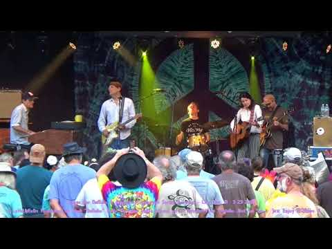 Donna the Buffalo & Friends – Suwannee Spring Reunion – Live Oak, Fl  3 25 2018