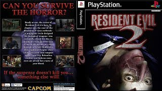 Resident Evil 2 - Claire A - Retro Mode!(240p) New MOD - PC