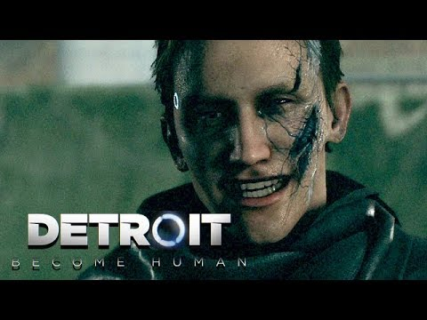 Detroit Become Human Gameplay German #07 - Der Joker Android