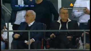 3 ocazii in doua minute: FCSB - Dunarea Calarasi - Liga 1 - Etapa 9