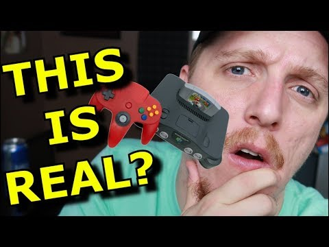 Was the Nintendo 64 Classic LEAKED?! 5 Games It NEEDS! - Rant Video