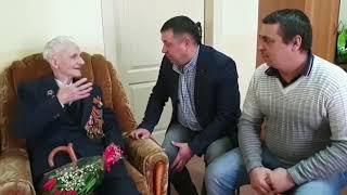 """""""Победа - это..."""" - Литвиненко Павел Васильевич - житель Кореновского района, ветеран ВОВ."""