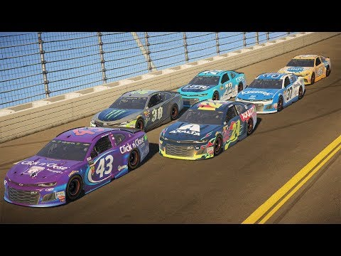 NASCAR Heat 3 - Updated Game Engine, Focus On Career!