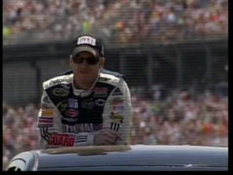 Dale Earnhardt Jr. Marty Snyder Interview Pocono 2...