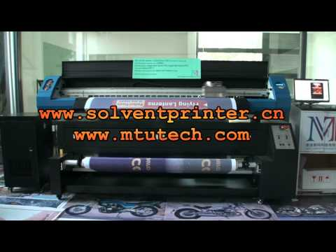 Sublimation Printer with Epson DX7/DX5 heads, 1.8m size