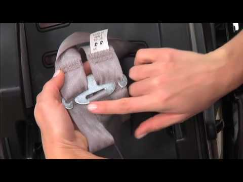 Graco – How to Properly Position Harness – Infant Car Seats