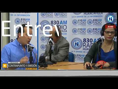 ENTREVISTA AL AB. HENRY CUCALÓN - CONTRAPUNTO 1 EMISIÓN - 26 01 18