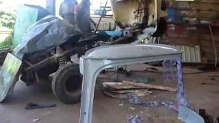 Sri Lanka,ශ්රී ලංකා,Ceylon,Tuk Tuk Repair Body Shop