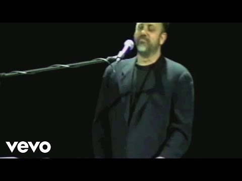 """Billy Joel - Q&A: Who Inspired The Song """"James""""? (Hobart & William 1996)"""