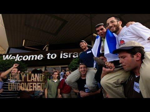 Inside 'Nefesh B'Nefesh': Israel's Jewish Immigration Agency