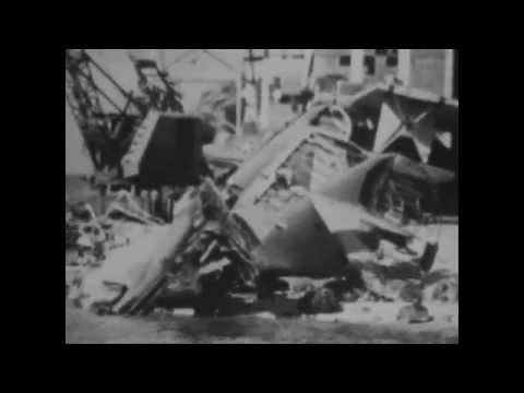 "Pearl Harbor: ""Bombing of Pearl Harbor"" 1942 Castle News Parade World War II - Full Version"