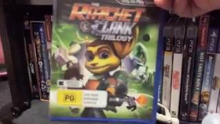 GGPR ratchet and clank crack in time collectors edition set