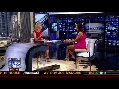 Tamara Holder & Megyn Kelly - America Live 7/7/10 HDTV
