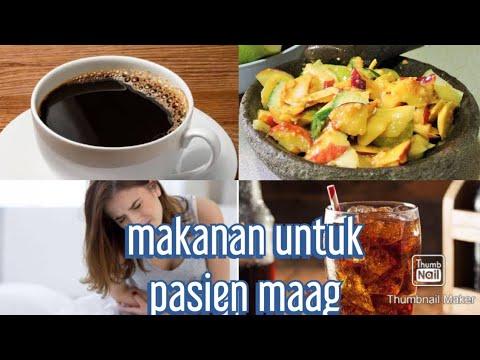 Download Mengenali dan Menyiasati Penyakit Asam Lambung (Gerd). Makanan dan minuman yang di larang ?