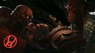 Injustice 2 Hellboy Guest Fighter Trailer