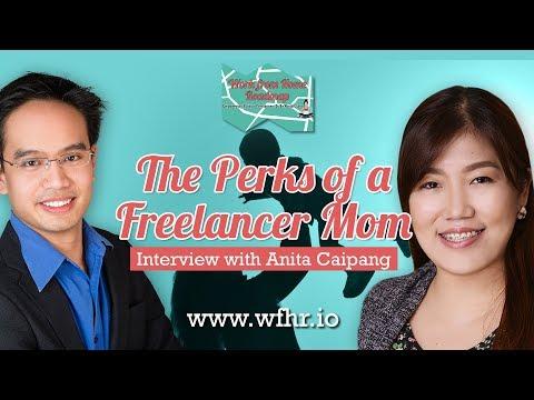 🔴 The Perks of a Freelancing Mom | Anita Caipang | JasSuccess 023