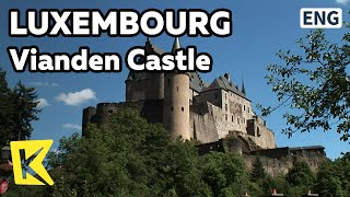 【K】Luxembourg Travel[룩셈부르크 여행]비앙덴 성, 영주의 화장실/Vianden Castle/Toilet/Throne
