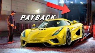 Ce qui se cache dans le trailer du prochain need for speed payback!