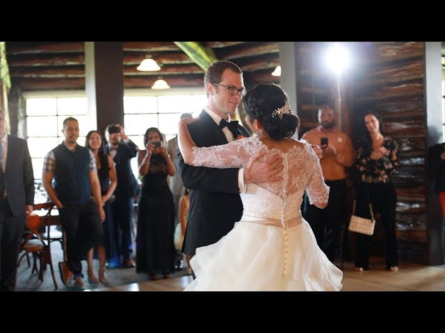 Refiny & Lowell's Wedding Teaser | Log Cabin at the Presidio in San Francisco