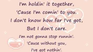 Running-David Archuleta