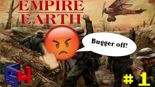 Empire Earth - PvE #1 - Go Away You Red B*stards! (30 Minute Special)